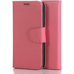 Universal Mobile Book Case 5.3''-5.8'' Pink