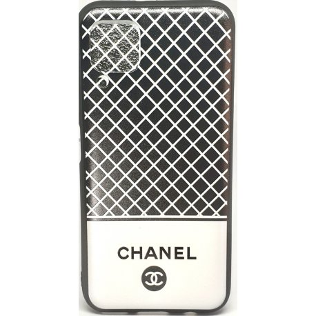 Huawei P40 Lite Glass Case Design Chanel