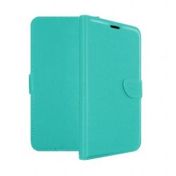 Huawei Y5P Book Case Turquoise
