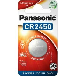 Panasonic Alkaline Battery CR2450 Blister