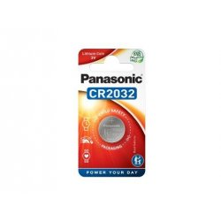 Panasonic Alkaline Battery CR2032 Blister
