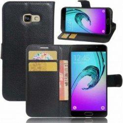 Samsung Galaxy A20S A207 Book Case Black