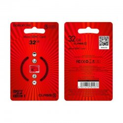 Hoco microSD 32GB Class 10 High Speed Memory Card