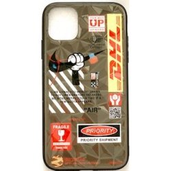 IPhone 11 Electroplated Case Retro DHL