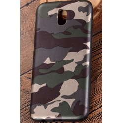 Samsung Galaxy J7 2016 J710 360 Degree Full Cover Case Army