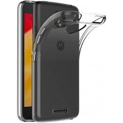 Motorola Moto C Plus Silicone Case Transperant