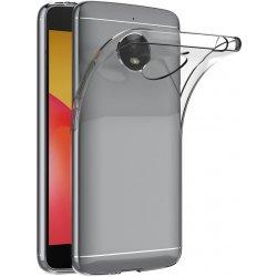 Motorola Moto E4 Plus Silicone Case Transperant
