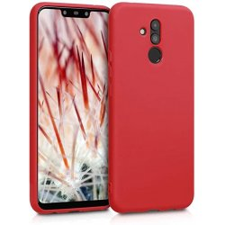 Huawei Mate 20 Lite Silicone Case IC Red
