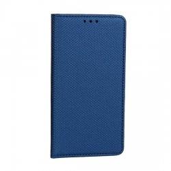 Huawei Y6P Smart Book Case Magnet Blue
