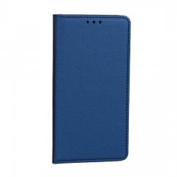IPhone 5/5S/SE Smart Book Case Magnet Blue