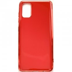 IPhone 12 Pro Max Silicone Plate Executive Case Red