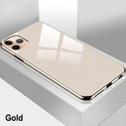 IPhone 12 Pro Max Silicone Plate Executive Case RoseGold
