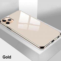 IPhone 12/12 Pro Silicone Plate Executive Case RoseGold