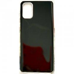 IPhone 12/12 Pro Silicone Plate Executive Case Black