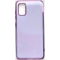 IPhone 12 Mini Silicone Plate Executive Case Purple