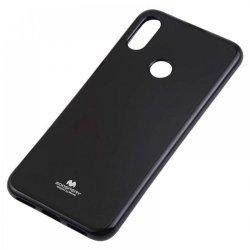 Huawei P40 Lite E/Y7P Mercury Pearl Jelly Case Black