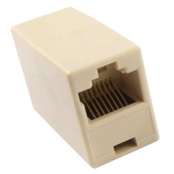 MBaccess RJ45 Ethernet Female to Female Inline Coupler