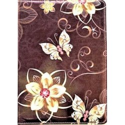 "Universal Tablet Case 10"" Inch Flower"