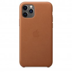 IPhone 11 Leather Oem Case Brown