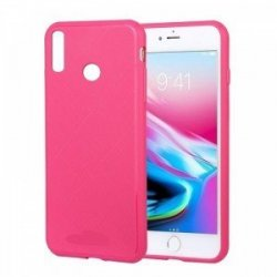 Huawei P Smart 2019/Honor 10 Lite Silky And Soft Touch Silicone Cover Pink