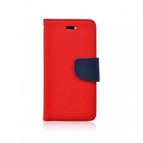 Samsung Galaxy A42 5G A425 Book Case Fancy Red
