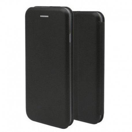 Samsung Galaxy A72 A725 Book Case Magnet Hard Black