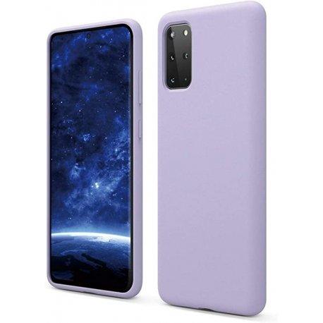 Samsung Galaxy A72 A725 Silicone Case Lila