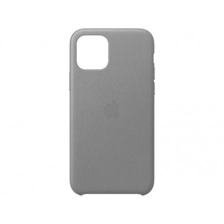 IPhone 12/12 Pro Leather Oem Case Grey
