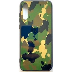 Huawei P Smart S/Y8P/Honor 10S Electroplated Case Army