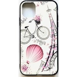 IPhone 11 Electroplated Case Paris