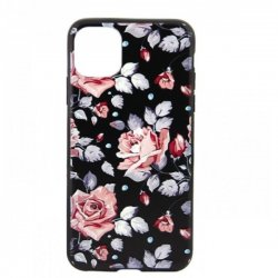 IPhone 11 Pro Max Electroplated Case Rose Garden