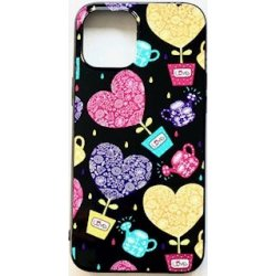 IPhone 12 Pro Max Electroplated Case Love