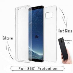 Samsung Galaxy A72 A725 360 Degree Full Body Case Black