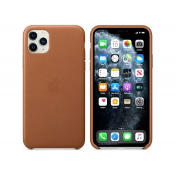 IPhone 11 Pro Max Leather Oem Case Brown