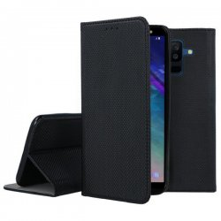 Huawei Honor 9X Lite Smart Book Case Magnet Black