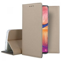 Huawei Honor 9X Lite Smart Book Case Magnet Gold