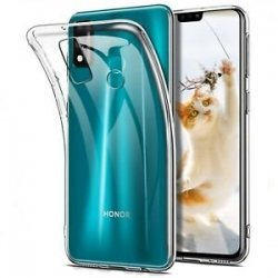 Huawei Honor 9X Lite Silicone Case Transperant