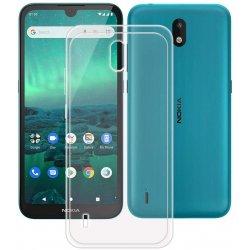 Nokia 1.3 Silicone Case Transperant