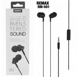 Remax RM-501 Headphone Black