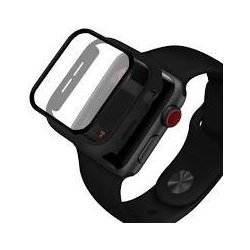 Apple Watch 4/5 44mm MyScreen Hybrid Glass Edge 3D Black