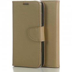 Samsung Galaxy M31 M315 Book Case Gold