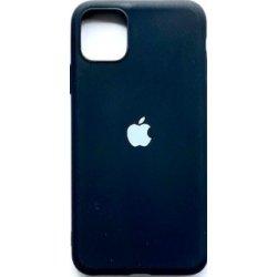IPhone 11 Pro Max Silicone Case Super Slim Black