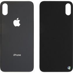 IPhone Xs Battery Cover Black