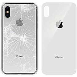 IPhone Xs Battery Cover White