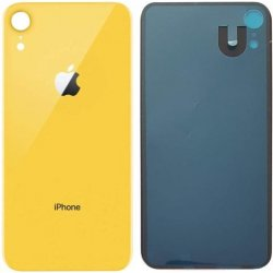 IPhone XR Battery Cover Yellow