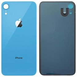 IPhone XR Battery Cover Blue