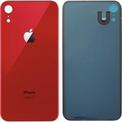 IPhone XR Battery Cover Red