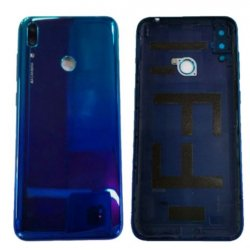 Huawei Y7 2019 Battery Cover Blue