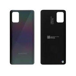Samsung Galaxy A51 A515 Battery Cover Black