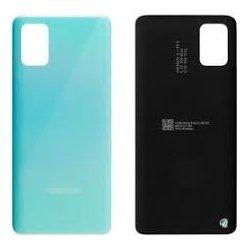 Samsung Galaxy A71 A715 Battery Cover Blue